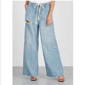 One Teaspoon wide-leg jeans